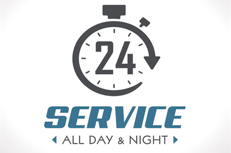 24 Hour emergency call out service